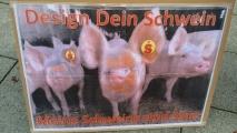 <h5>Design Dein Schwein </h5><p>Habe das Motto so verstanden !</p>